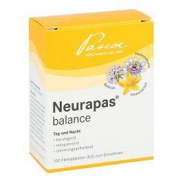 NEURAPAS balance, tabletki powlekane