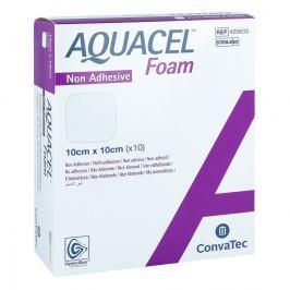 Aquacel Foam nicht-adhäsiv 10x10 cm Verband