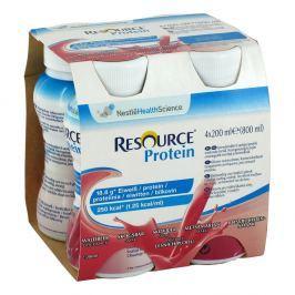 Resource Protein® Napój proteinowy z leśnych jagód