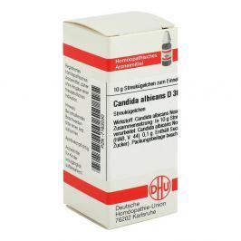 Candida Albicans D 30 Globuli