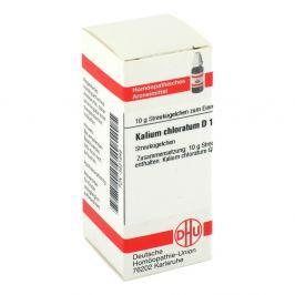 Kalium Chlorat. D 12 Globuli