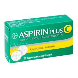 Aspirin plus C Brausetabl.