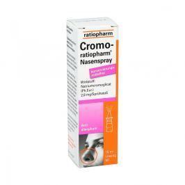 Cromo Ratiopharm Nasenspray kons.frei