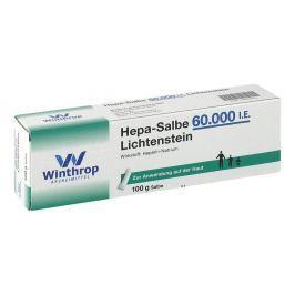 Hepa Salbe 60 000 I.e. Lichtenstein