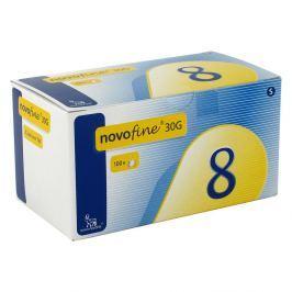 Novofine 8® Igły do wstrzykiwaczy insulinowych 0,30x8 mm 30 G TW