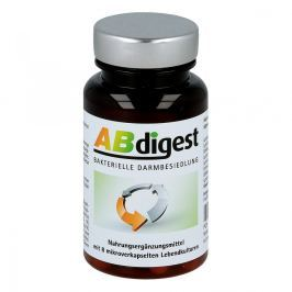 Abdigest Probiotik Kapseln