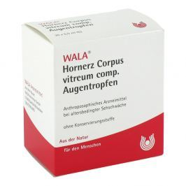Hornerz/Corpus Vitreum Comp. krople do oczu