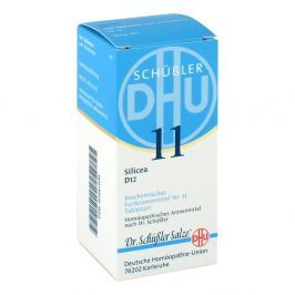 Biochemie DHU sól Nr11 Krzemionka D12  tabletki