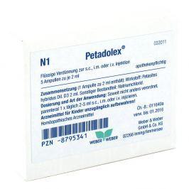 Petadolex Amp.