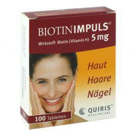 Biotin Impuls 5 mg tabletki