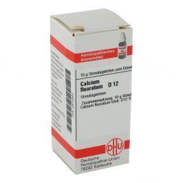 Calcium Fluoratum D 12 Globuli