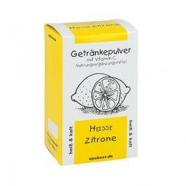 Heisse Zitrone granulat z witaminą C