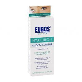 Eubos Sensitive Hyaluron Augen Kontur Krem-serum pod oczy
