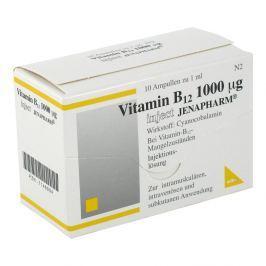 Witamina B12 1 mg w ampułkach