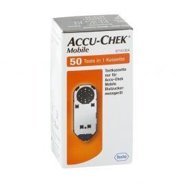Accu Chek Mobile Kasetka z testami do mierzenia poziomu cukru we