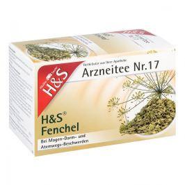 H&s herbata z kopru włoskiego saszetki