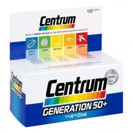 Centrum Gen.50+ A-Zink+floraglo Luteina tabletki