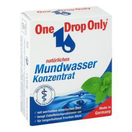 One Drop Only natuerl.Mundwasser Konzentrat