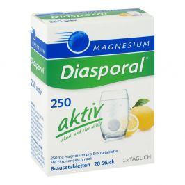 Magnesium Diasporal 250 aktiv tabletki musujące