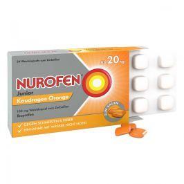 Nurofen Junior Kaudragee Orange 100 mg