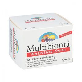 Multibionta Nutrition Forte Kapsułki