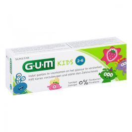 Gum Kids Zahncreme Erdbeere 2-6 Jahre
