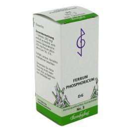 Biochemie 3 Ferrum phosphoricum D 6 Tabl.