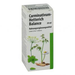 Carminativum Hetterich Balance Tropfen zum Einnehmen