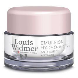 Louis Widmer Hydro Active emulsja na dzień lekko perfum