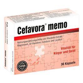 Cefavora memo Weichgelatinekapseln