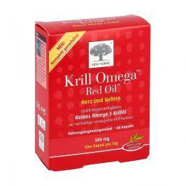 Krill Omega kapsułki z olejem z kryla