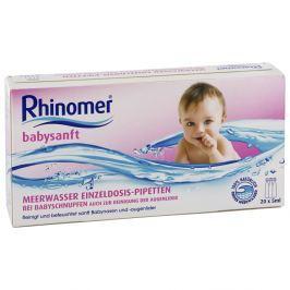 Rhinomer babysanft Meerwasser 5ml Edp Loesung