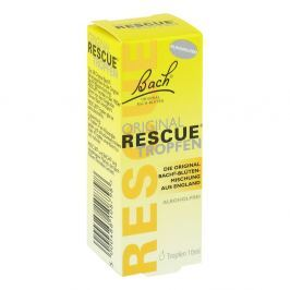 Bach Original Rescue  krople bez alkoholu