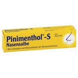 Pinimenthol S maść do nosa