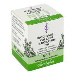 Biochemie 1 Calcium fluoratum D 6 Tabl.