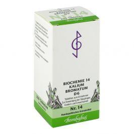 Biochemie 14 Kalium bromatum D 6 Tabl.