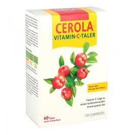 Cerola Witamina C Taler Grandel tabletki do ssania