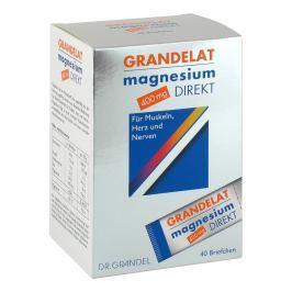 Magnesium Direkt 400 mg Grandelat w proszku