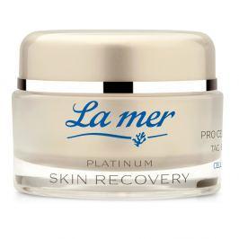 La Mer Platinum Skin Recovery krem do twarzy na dzień perfum.