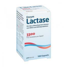 Lactase 3300 Fcc 200 mg kapsułki