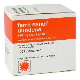 Ferro Sanol duodenal magens.res.Pellets i.Kaps.