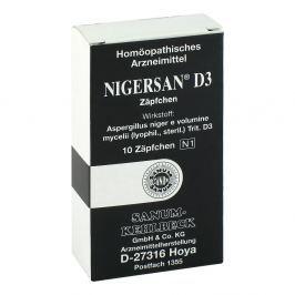 Nigersan D 3 Suppos.