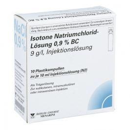 Isotone Natriumchlorid Lösung 0,9% ampułki