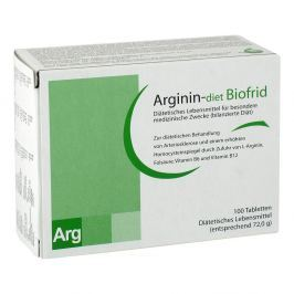Arginin-diet Biofrid Tabletten