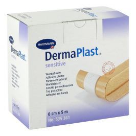 Dermaplast Sensitive Pflaster 6cmx5m