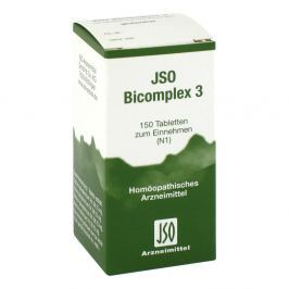 Jso Bicomplex Heilmittel Nr. 3