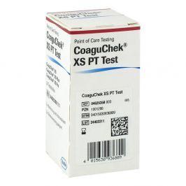 Coagu Chek Xs Pt  test krzepliwości krwi