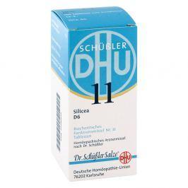 Biochemie DHU sól Nr 11 Krzemionka D6 tabletki