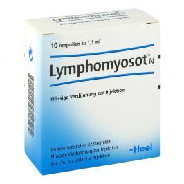 Lymphomyosot N ampułki