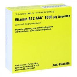 Vitamin B 12 Aaa 1000 [my]g Amp.